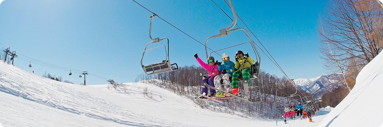Enjoy スキー・スノーボード